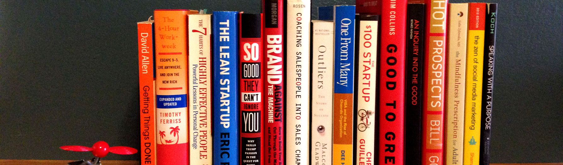 16 Books That Changed How I Work